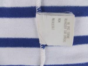 marinière étiquette