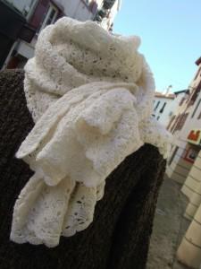 echarpe crochet 2