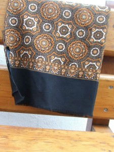 foulard laine