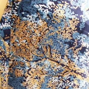 jupe velours détail
