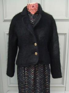 veste mohair noire 2