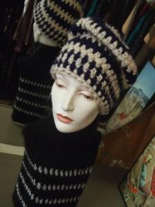 bonnet marin crochet