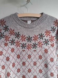 pull jacquard edelweiss 23