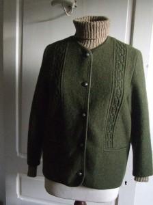 veste autrichienne femme
