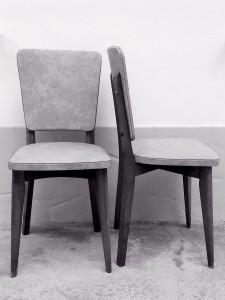 chaises années 50