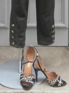 sandales NB