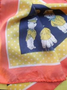 foulard oursons 2