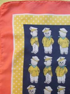 foulard oursons 3