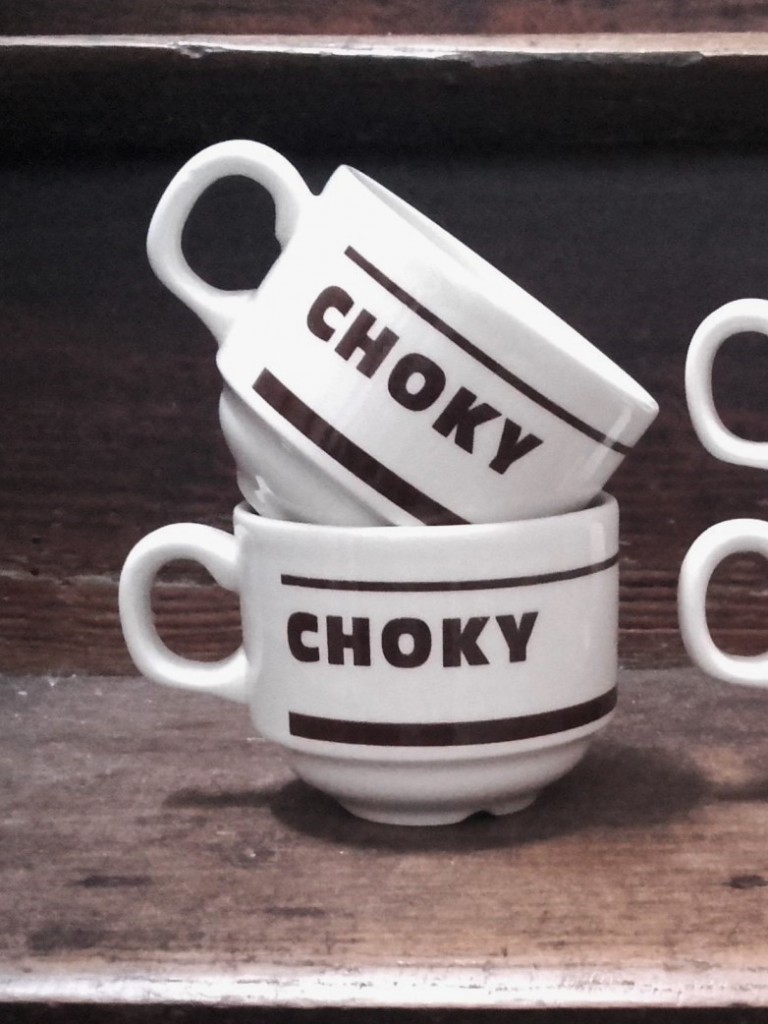 tasses choky churchill