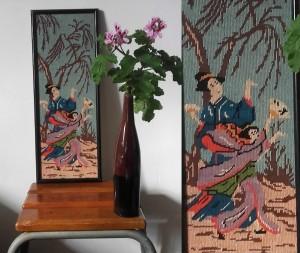 canevas tapisserie Japonaises