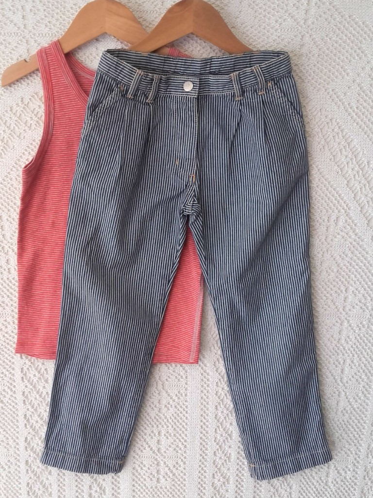 pantalon Petit Bateau 6 ans