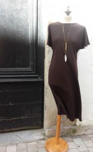 robe chocolat