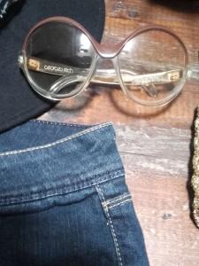 lunettes georges rech vintage