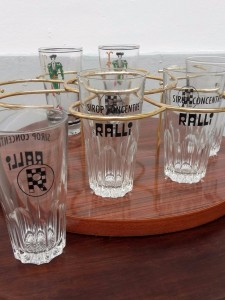 verres à sirop Ralli