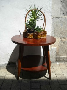 table basse 50s