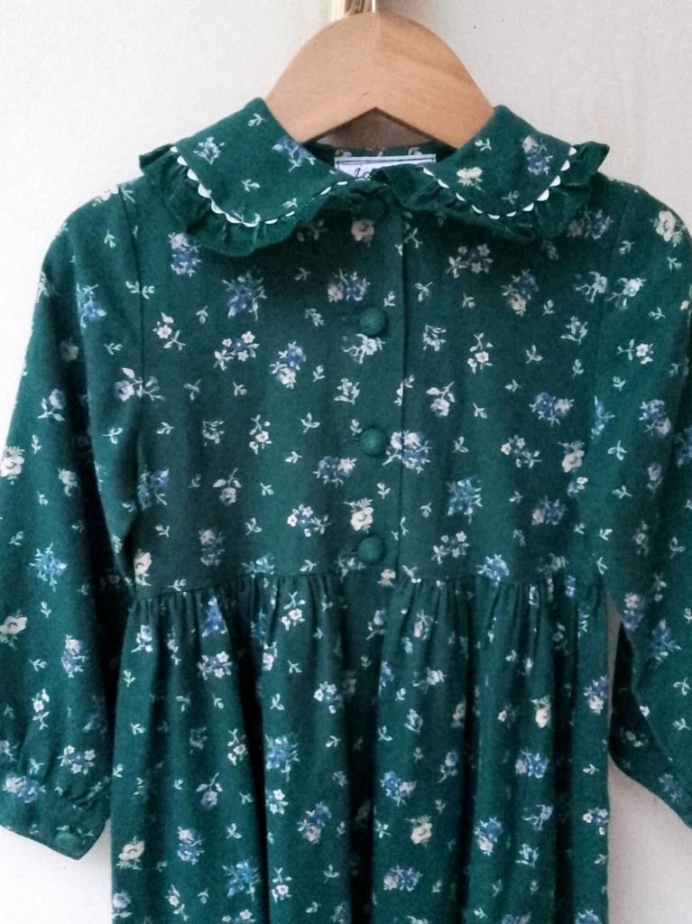 robe jacadi vintage