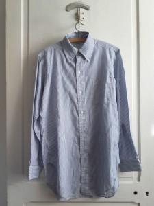 chemise rayée ciel 13