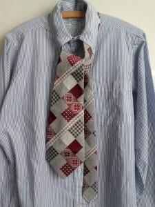 cravate graphique 34