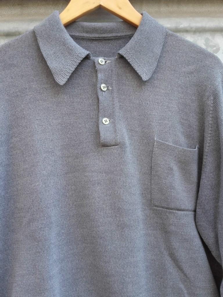 polo homme vintage