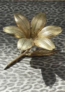 fleur laiton 12