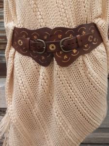 ceinture bohème vintage