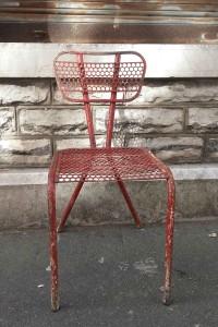 chaise Mategot 50s