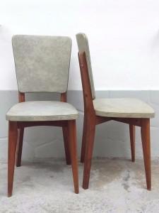 chaises 50s