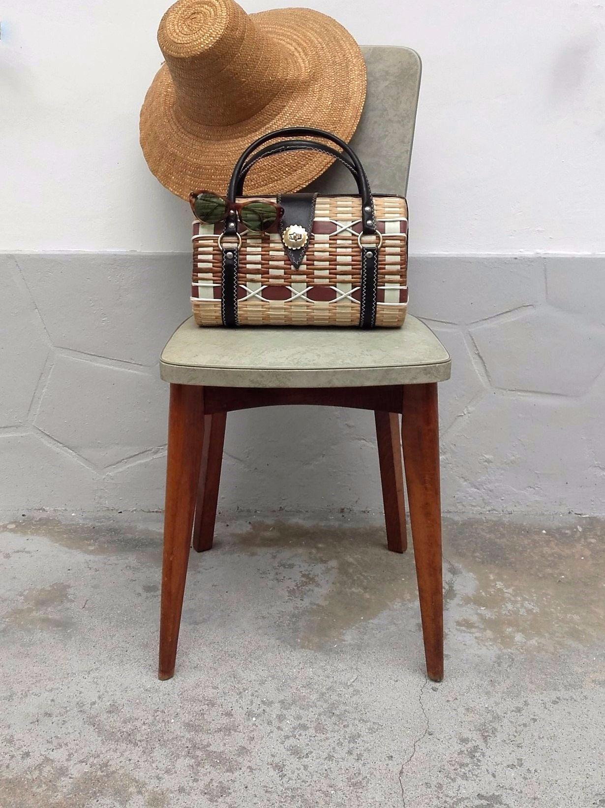 chaises ann es 50 quiche lorraine vintage. Black Bedroom Furniture Sets. Home Design Ideas