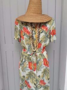 robe hibiscus 1
