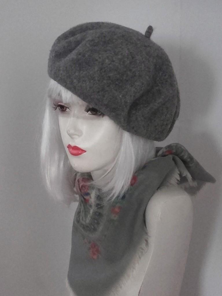 béret gris 3