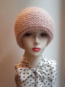 bonnet point mousse inspiration 70s