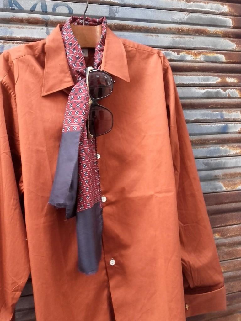 chemise triplefil homme vintage