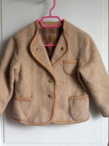 veste autrichienne fille
