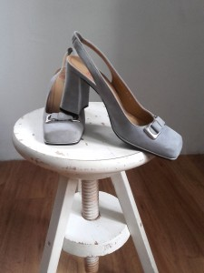 chaussures Charles Jourdan nubuck