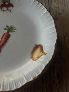 assiettes légumes 22