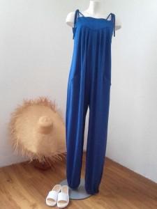 combinaison pantalon à bretelles
