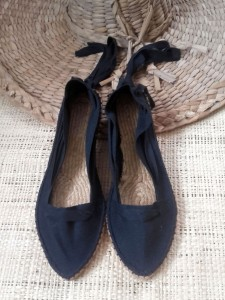 espadrilles pointues 13