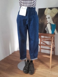 jean 80s West stone washed spanish vintage T/39