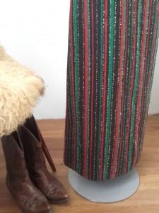jupe longue rayée 2