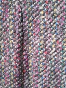 manteau multicolore 52